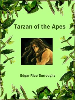 Tarzan of the Apes (Illustrated)