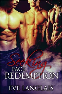 Seeking Pack Redemption [Werewolf Menage Erotic Romance]
