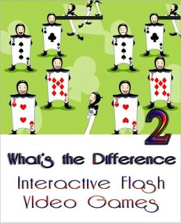 What's the Difference 2: Interactive Flash Game