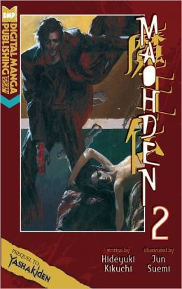 Maohden Vol. 2 (Novel)