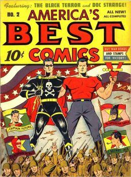 America's Best Comics Number 2 Super-Hero Comic Book