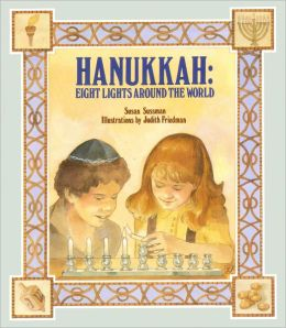 Hanukkah: Eight Lights around the World