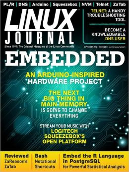 Linux Journal September 2012