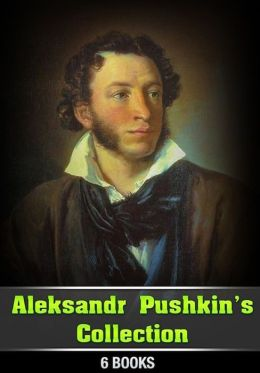 Aleksandr Pushkin's Collection [ 6 books ]