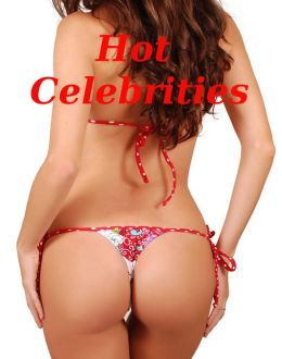 Hot Celebrities: A Sexy Collection Of Over 100 Photos Of Celebrity Beauties In Very Hot Bikinis & Lingerie! AAA+++