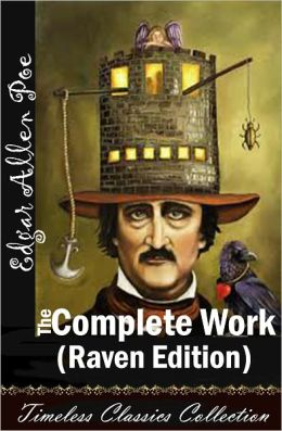 NOOK EDITION - The Tales and Poems of Edgar Allan Poe (Complete Collection)