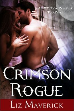 Crimson Rogue (A Paranormal Romance Novel)