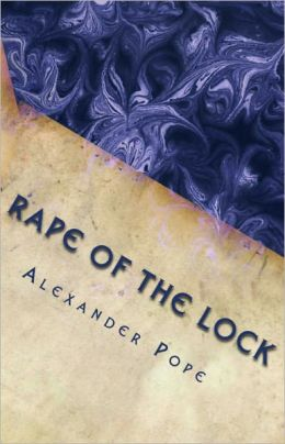 an analysis of the rape of the lock a mock heroic narrative poem by alexander pope The style used in the rape of the lock is mock epic or, as pope calls it in a subtitle, an heroi-comical poem pope treats these relatively trivial events as if they were wars and journeys characteristic of those in the iliad and the odyssey pope explains at the beginning of canto 1 that this will be an impressive.