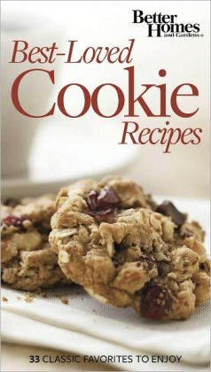 33 Best Loved Cookie Recipes
