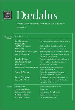Daedalus 138:2 (Spring 2009) - Emerging Voices