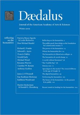 Daedalus 138:1 (Winter 2009) - Reflecting on the Humanities