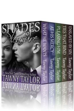 Box Set: Shades of Pleasure (Five Book Romance Bundle)