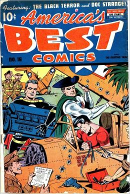 America's Best Comics Number 16 Super-Hero Comic Book