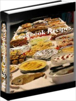 Cookbook Recipes - The Best Cookbook Recipes