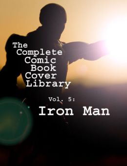 Comic Book Covers: Iron Man Volume 1