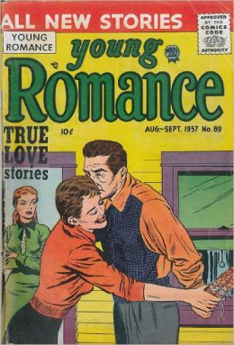 Young Romance Number 89 Love Comic Book
