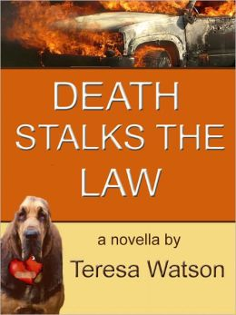 Death Stalks the Law (Lizzie Crenshaw Mysteries)