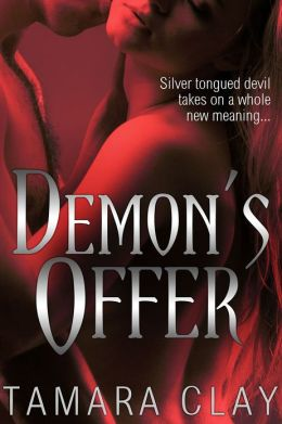 Demon's Offer (Rough Demon Tentacle Sex Erotica)