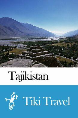 Tajikistan Travel Guide - Tiki Travel