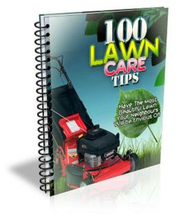 100 Lawn Care Tips