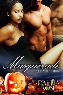 Masquerade [Interracial Menage Erotic Romance]