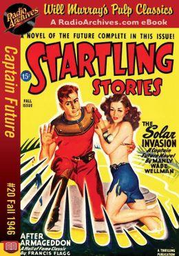 Captain Future #20 Fall 1946