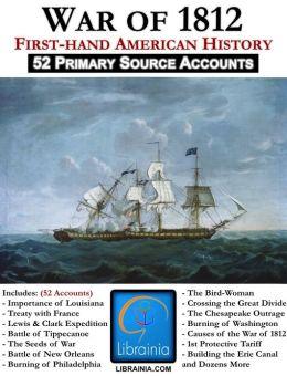 Westward Expansion - War of 1812: 1802-1820