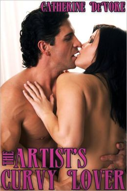 The Artist's Curvy Lover (BBW Erotica)