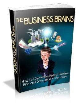 The Business Brains: How to Create the Perfect Business Plan and Save Years of Frustration!
