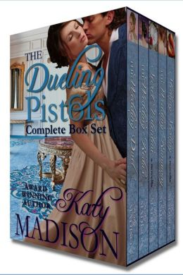 The Dueling Pistols boxed set