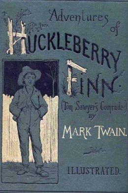 Adventures of Huckleberry Finn (Illustrated edition)