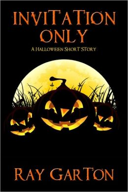 Invitation Only: A Halloween Short Story