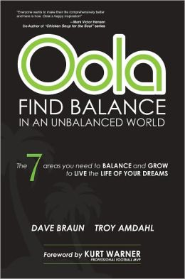Oola: Find Balance in an Unbalanced World