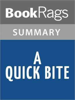 A Quick Bite by Lynsay Sands l Summary & Study Guide