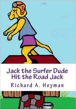 Jack the Surfer Dude-Hit the Road Jack