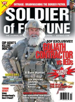 Soldier of Fortune - October 2012