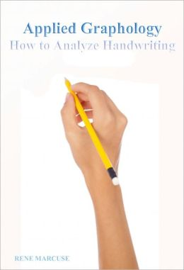 Applied Graphology Analyze Handwriting