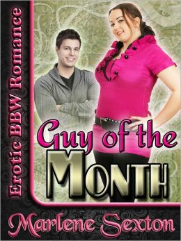 Guy of the Month (Erotic BBW Romance)