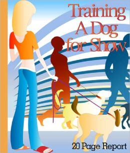 Training a Dog for Show