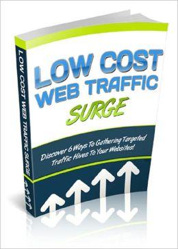 Low Cost Web Traffic Surge