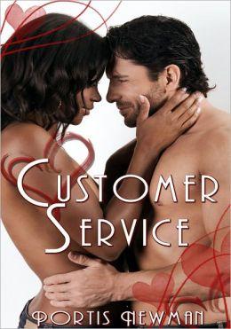Customer Service - Interracial Erotica/BDSM Erotica