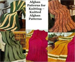 Afghan Patterns for Knitting – Knitted Afghan Patterns