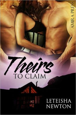 Theirs to Claim (Interracial Shifter Erotic Menage)