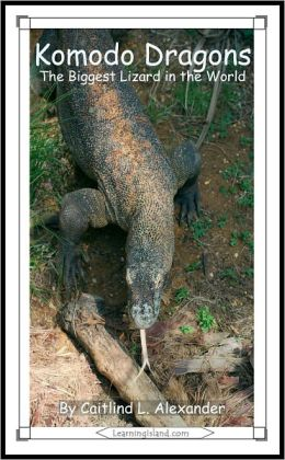 Komodo Dragons: The Biggest Lizard in the World