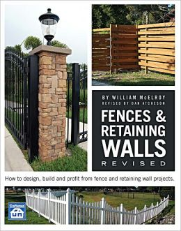 Fences & Retaining Walls - Revised