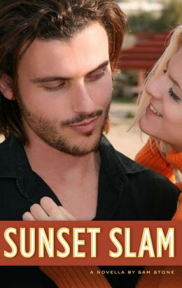 Sunset Slam ( vintage classic noir crime hardboiled pulp fiction mystery suspense thriller )