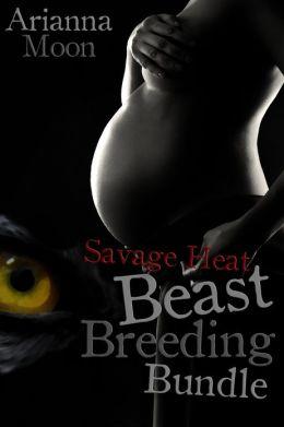 Savage Heat: A Beast Breeding Bundle (Three Pack Erotica Bundle)