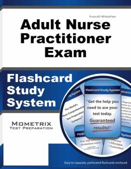 Adult Nurse Practitioner Exam Flashcard Study System