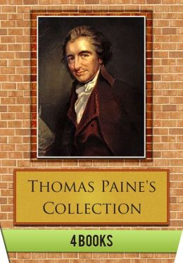 Thomas Paine's Collection [ 4 books ]