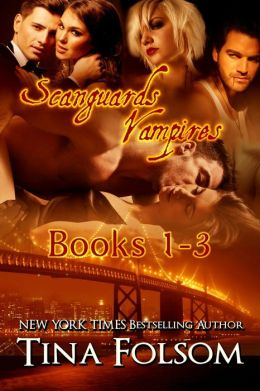 Scanguards Vampires Box Set (Vol 1-3)